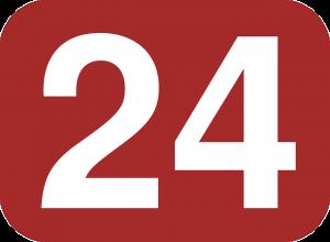 24 Stunden Diöt