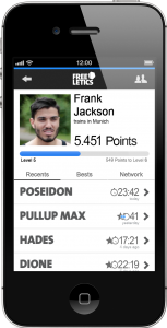 Freeletics - App Screenshot 2