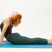 Callanetics Training by a woman