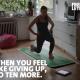 Freeletics Strength & Cardio Guide motivational