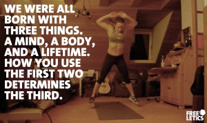 mind and time define your body